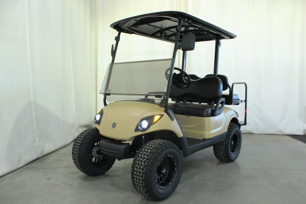 2013 Yamaha Gas Golf Cart Desert Sand 7295 00
