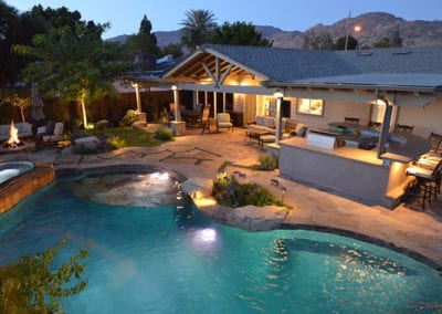 Above-ground and In-ground Swimming pools