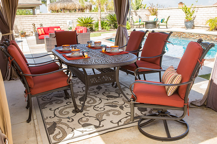 Patio Amp Outdoor Furniture Store Austin Texas Paradise