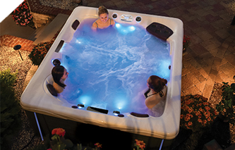 fusion sound system for hot tubs