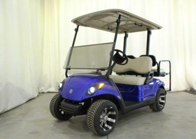 2013 Yamaha Gas Golf Cart, Cobalt Blue LoPro: $6,195.00
