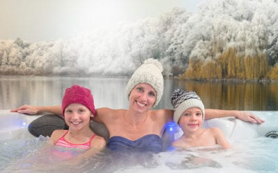 Enjoying Your Hot Tub During the Winter