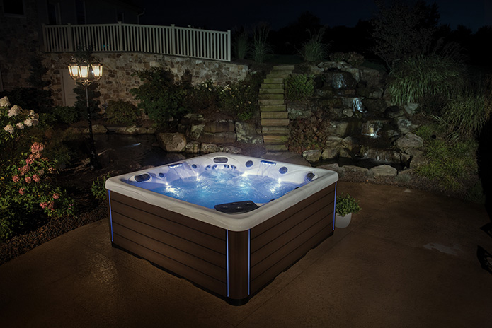 Indoor Vs Outdoor Hot Tubs Archives Paradise Spas Outdoors Living Hot Tub Store Swim Spas Patio Furniture And More