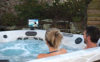 Amazing Features of the Twilight Series Hot Tub | Austin TX