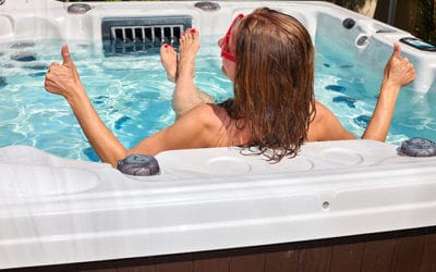 What are Some Health Benefits of Owning a Hot Tub?