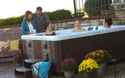 Can You Use A Hot Tub in Summertime? | Austin TX
