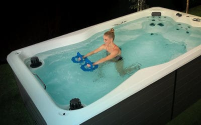 Swim Spa Exercises to Improve Your Balance and Posture