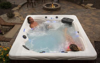 Saltwater Hot Tub Considerations – Austin TX