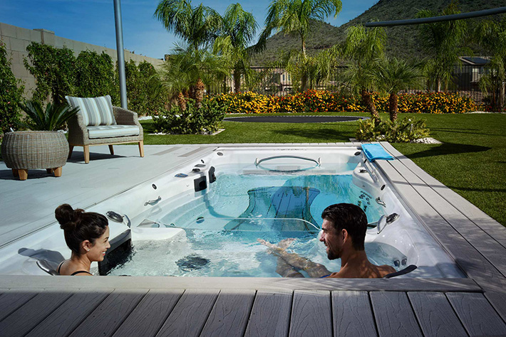 Tips for Installing Your Master Spas Swim Spa | Hot Tubs Austin