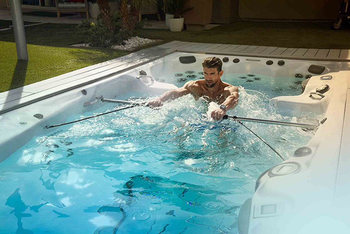 Why Invest in a Michael Phelps Signature Swim Spa? | Hot Tubs Austin